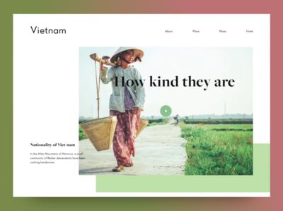 Viet-nam branding advertising web design site