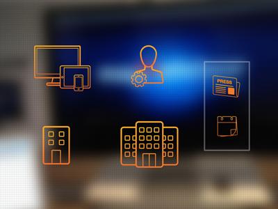 oe Icons 2 icons ios user app business enterprise calendar newspaper