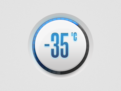 Thermometer thermometer ios ui icon