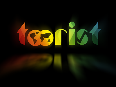 Toorist Logo logo identity branding