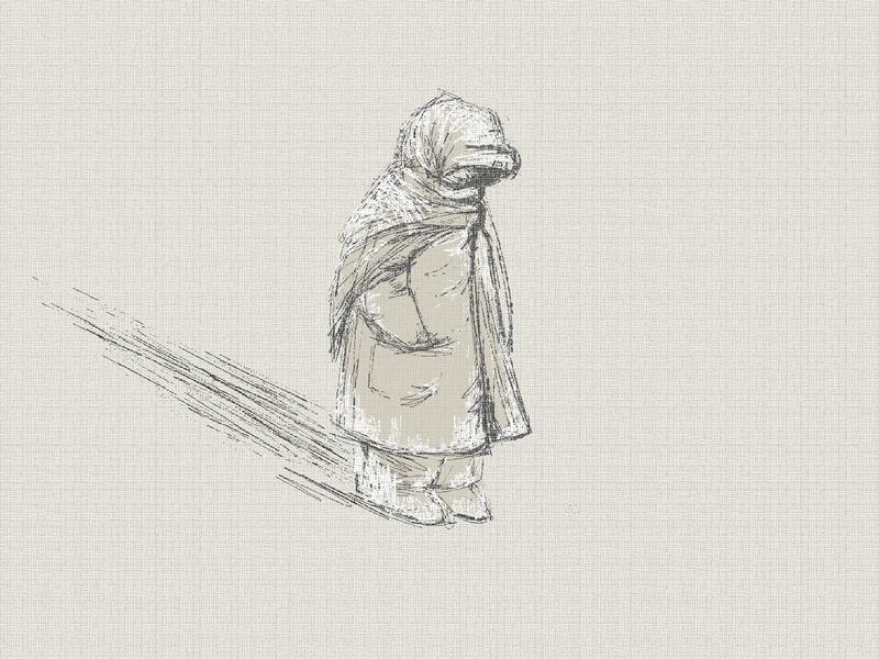miss you winter so bad sketch snow illustration winter
