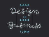 Good design good business no outer words 09