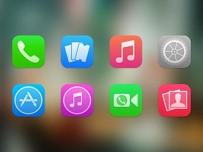 Axla² iphone sketch 3 gradient theme axla icon
