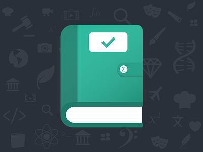 Sigma Σ book sketch icons task planner ios sigma logo app