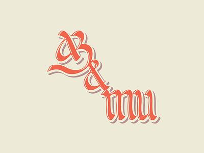 Me&You digital lettering calligraphy artist vector flat calligraphy and lettering artist calligraphy lettering
