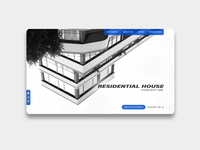 'Residential House Concept'