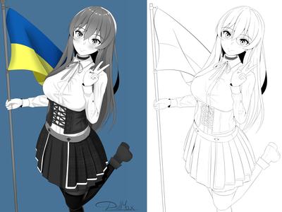 Demo-chan design