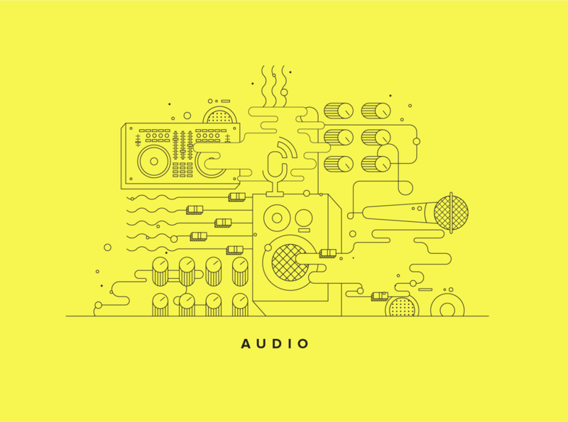 Audio Illustration