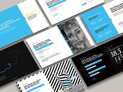 Data Visualization Graphics water visual design global infographic visualization data campaign