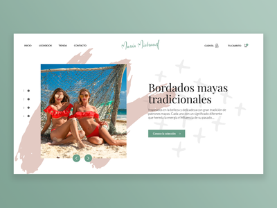 Maria Michaud - ECommerce Site