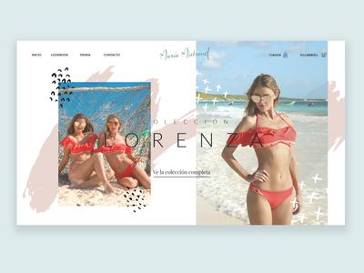Swimsuit E-commerce - Maria Michaud