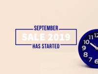 Online Shop Sale Banner