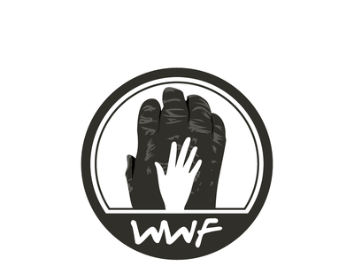 WWF Logo branding logo design