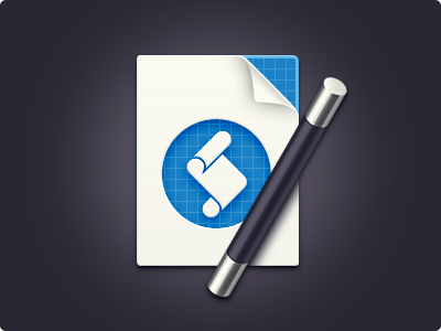 TemplateGen Beta (Script) photoshop script icon
