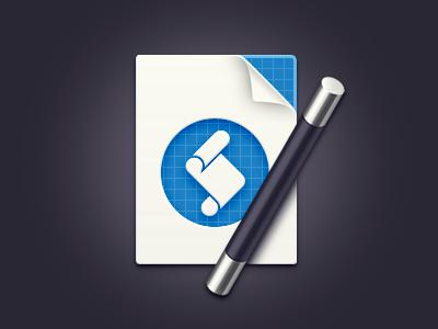TemplateGen Beta (Script) photoshop script icon
