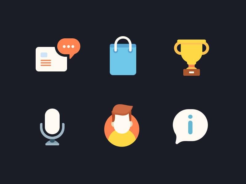 Icons dribbble fix