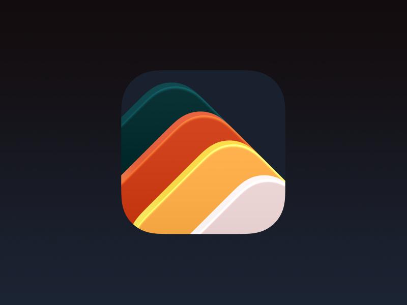 iOS icon photoshop icon ios
