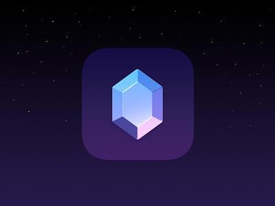 iOS icon affinity diamond icon ios