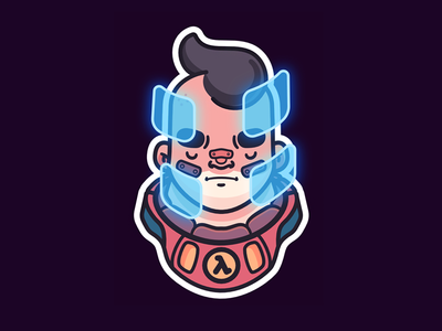 Character Coloring Process madeinaffinity affinity designer vector illustration character