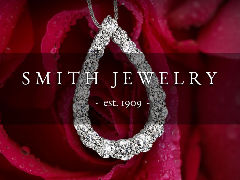Smith Jewelry - Fine Jewelry & Gifts for Over 100 Years family-owned branding identity logo web website diamonds south-dakota huron smith jewelry