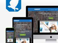 Eagle U Website Refresh