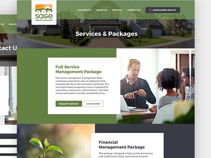 Sage portfolio web 2