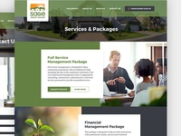 Sage Community Management (Services & Packages Page)