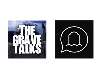 The Grave Talks Podcast Restyle