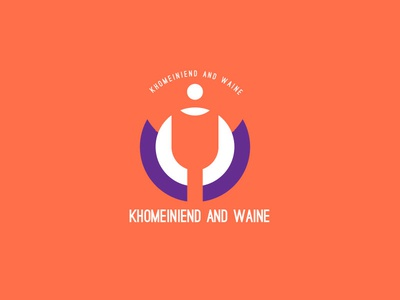 Khomeiniend and Waine  Logo Design