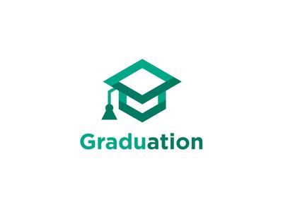 Branding Logo Graduation Logo And  Design animal web app illustration icon vector branding design logo designer graphicsdesign education logo logodesign university logo collage logo academy graduation logo