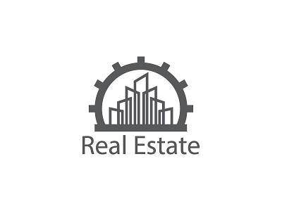 Real estate logo design home housing real estate logo branding vector design logo