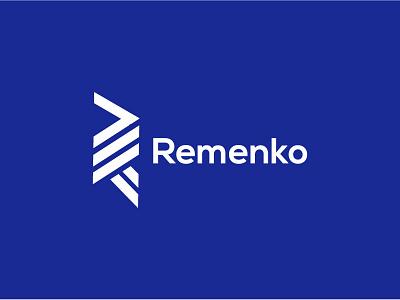 Letter R Logo r logo letter branding minimal lettering vector design logo