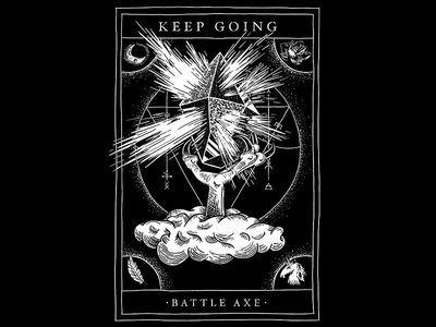 Keep Going - FREE SHIRT (sort of)
