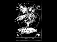 Keep Going - FREE SHIRT (sort of)