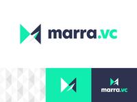 Marra.vc branding venture capital brand design identity vector logo branding design