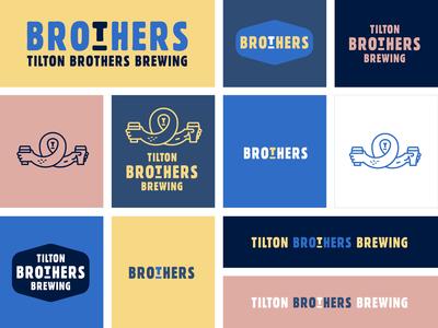 Brewery Logo System