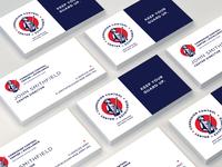 CCCE Identity brand brand design identity military business cards logo design branding
