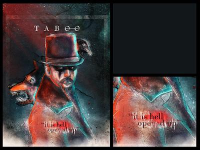 Taboo | james Keziah delaney