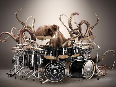 Octo Drummer