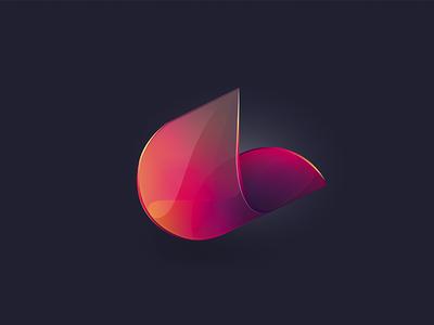 Logo illustration rebound logo design ch vector