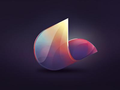 personal logo logo design circle round corporate identity branding