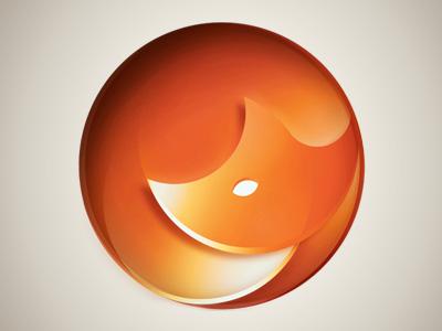 Fox logo fox vector illustrator logo design circle round corporate identity branding
