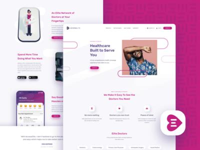 Accesselite Web Design