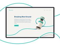 Aeon Homepage