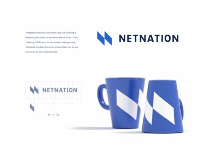 Logo For Netnantion