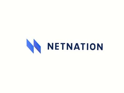 Netnation Logo reveal