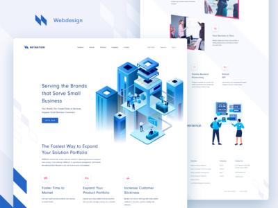 Netnation Homepage
