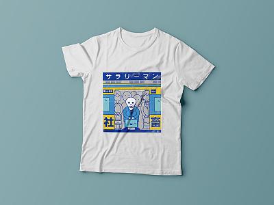 T Shirt tshirt illustration japanese culture artwork japanese art japan art ukiyoe
