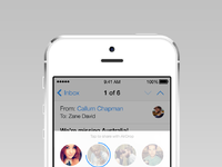 Ios7 airdrop large