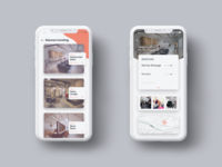 Hairdressing app concept